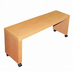 Berrolltisch tisch beistelltisch couchtisch blumentisch for Tisch mit rollen