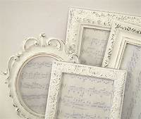 shabby chic picture frames Picture Frames Shabby Chic Picture Frame by MountainCoveAntiques