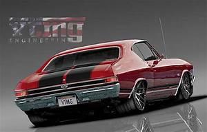 1968 Chevelle Ss 427  U0026quot American Psycho U0026quot  W M D