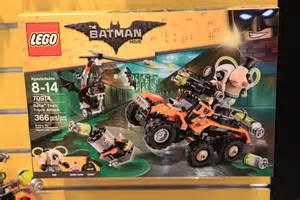 New LEGO Movie LEGO Batman Sets 2017