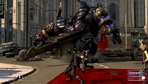 Final Fantasy 15 Screenshot Comparison Shows Impressive