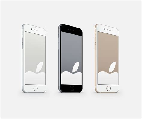Apple-wallpapers Optimised For Iphone 6 And 6 Plus By