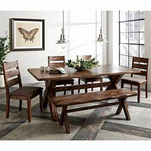 Dining, Room, Table, Country, Style