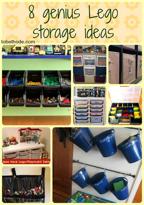 lego storage ideas  visiting lego kidsfest tobethode