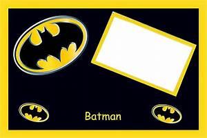 printable batman birthday card Infocard co