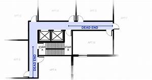 Maximum Allowed Length Of A Dead End Corridor Section Bc