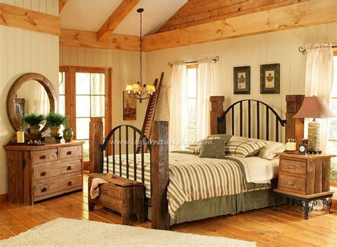 17 Best Ideas About Rustic Country Bedrooms On Pinterest