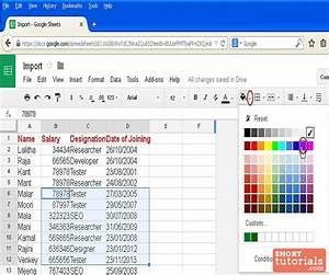 how to change font background colors in google docs With google docs add strikethrough