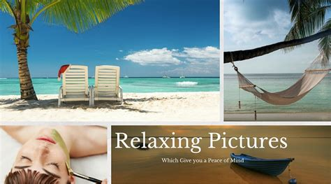 47 relaxing which give you a peace of mind