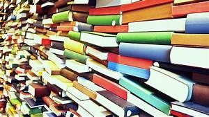 HD Library Wallpaper