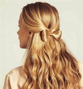 Cool Hairstyle for Girls with Hair Bow Styles Latest Hair Styles Cute & Modern Hairstyles