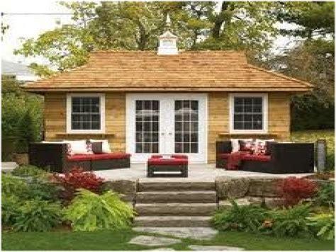 Prefab Backyard Cottages Outdoor Goods