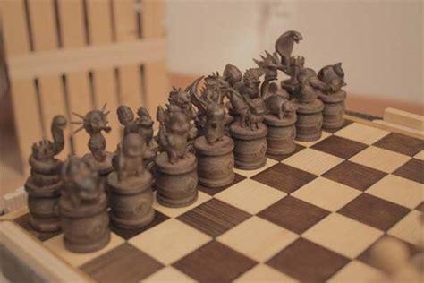 build    printed pokemon chess set gadgetsin