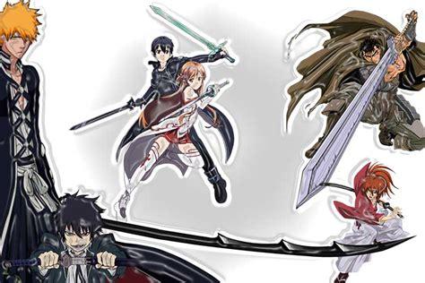 Replica Anime Swords