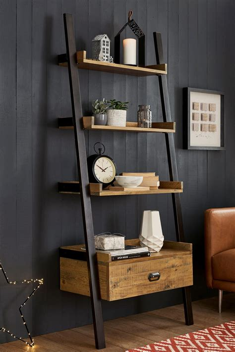 Ladder Bookcases For Sale by Buy Hudson Ladder Shelf From The Next Uk Shop