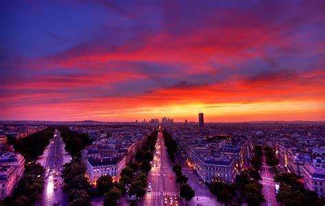 french sunset holiday bug