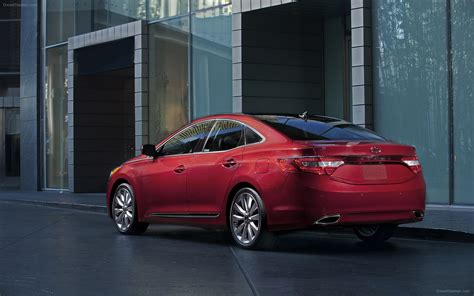 Hyundai Azera Wallpaper by Hyundai Azera 2013 Widescreen Car Wallpaper 15 Of