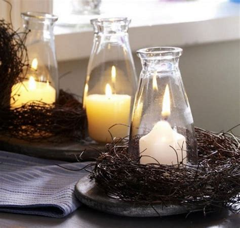 Decorating Ideas For Candles by 21 Best Fall Candle Decoration Ideas And Designs For 2018