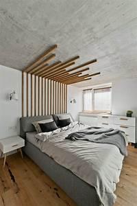 Deco Chambre Bois : chambre scandinave adulte bricolage maison et d coration ~ Melissatoandfro.com Idées de Décoration