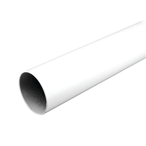 everbilt 96 in x 1 1 4 in white closet pole hd 0018 8 the home depot