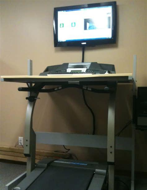 jerker treadmill desk