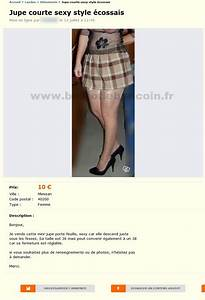 Perle Leboncoin : jupe courte sexy style ecossais ~ Gottalentnigeria.com Avis de Voitures