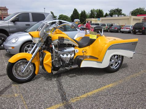 2013 Boss Hoss Trike Spotted At 2014 Cool