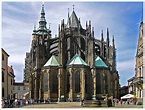 Art History by Laurence Shafe, Prague St Vitus Cathedral ...