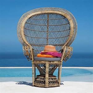 Fauteuil Suspendu Maison Du Monde : fauteuil rotin emmanuelle maisons du monde pickture ~ Premium-room.com Idées de Décoration