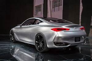 2016 Infiniti Q60 Concept live photos, 2015 Detroit Auto Show