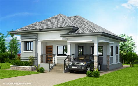 glass bungalow design home design begilda elevated gorgeous 3 bedroom modern bungalow house pinoy house designs pinoy house