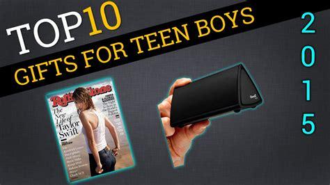 top ten gifts  teen boys   teenage boy gifts