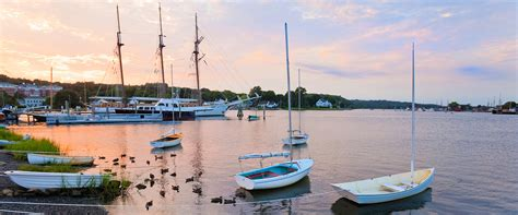 Boat Auctions In Ct by Mystic Ct Real Estate Guide William Pitt Sotheby S Realty
