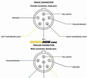 Plug 4 Wire Trailer Wiring Diagram Troubleshooting