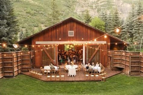 picture  inspiring barn wedding exterior decor ideas