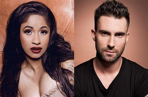 Cardi B And Maroon 5 Team Up For