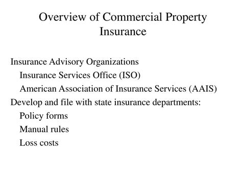 Commercial crime insurance can protect your business against, burglary, robbery, forgery, computer fraud, employee dishonesty and other crimes. PPT - Commercial Property Insurance PowerPoint Presentation, free download - ID:3117816