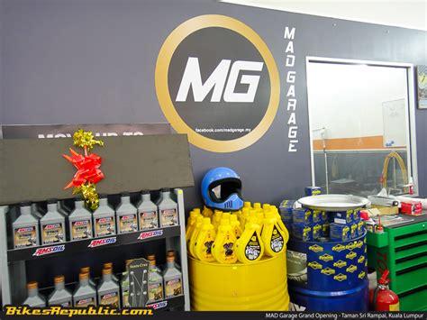 Harley Davidson Expert Mad Garage Sets Up Shop In Setapak