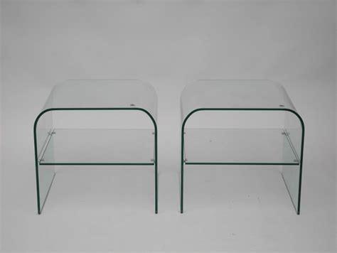 marais international 2 tables bout de canap 233 en verre thermoform 233 les