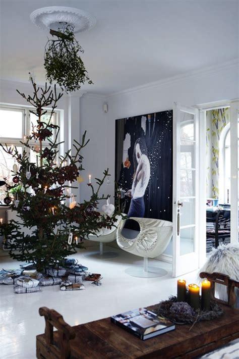 casas danesas decoradas  la navidad