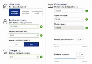 Credit Axa Banque : taux et simulateur de cr dit immobilier avec axa banque boursedescredits ~ Maxctalentgroup.com Avis de Voitures