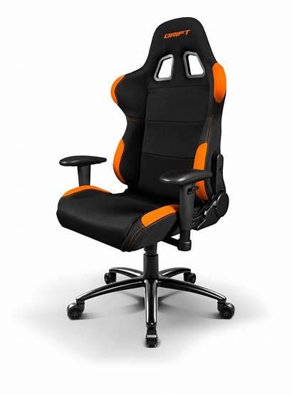 Chair Gaming Orange Dr100 Drift Discoazul