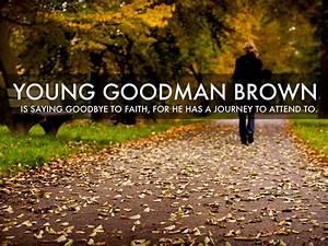 young goodman brown theme essay