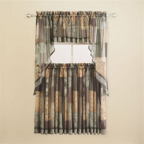 Kitchen Curtains Canada by Country Kitchen Curtains E28094 All Home Designsall