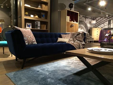 blue velvet sofa living room roche bobois blue velvet sofa interior design living