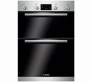 Bosch Waschtrockner Serie 6 : buy bosch serie 6 hbm43b150b electric double oven stainless steel free delivery currys ~ Frokenaadalensverden.com Haus und Dekorationen
