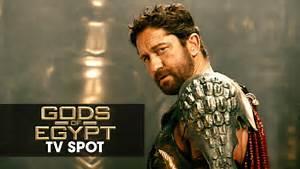 Gods of Egypt (2016 Movie – Gerard Butler) Official TV ...