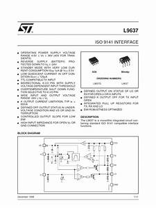 Iso 9141 Interface