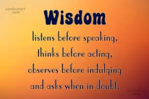 Quotes About Listening Before Speaking