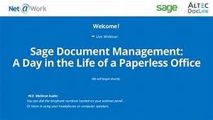 sage erp document management by altec With document management system erp